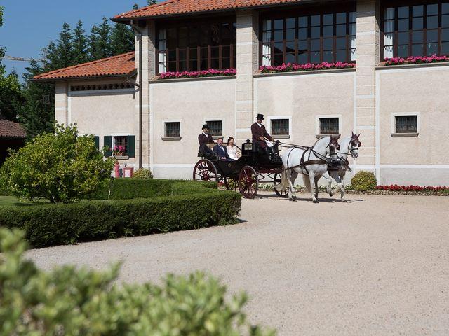 Il matrimonio di Vittorio e Alessandra a Vimercate, Monza e Brianza 14