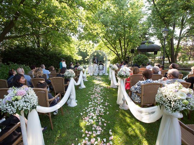 Il matrimonio di Vittorio e Alessandra a Vimercate, Monza e Brianza 16