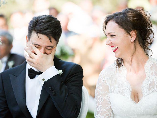 Il matrimonio di Vittorio e Alessandra a Vimercate, Monza e Brianza 17
