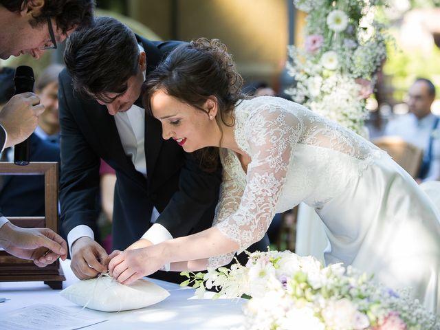 Il matrimonio di Vittorio e Alessandra a Vimercate, Monza e Brianza 18