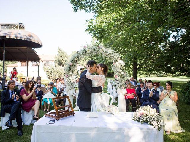 Il matrimonio di Vittorio e Alessandra a Vimercate, Monza e Brianza 24
