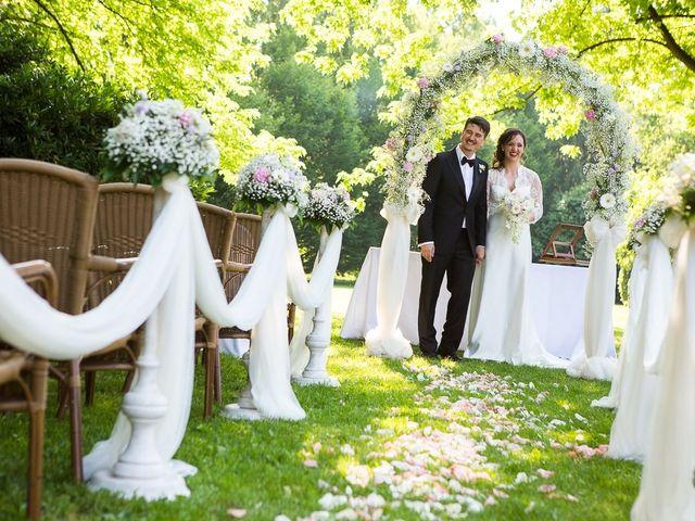 Il matrimonio di Vittorio e Alessandra a Vimercate, Monza e Brianza 25