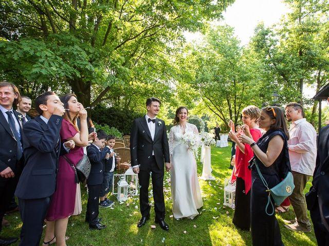 Il matrimonio di Vittorio e Alessandra a Vimercate, Monza e Brianza 26