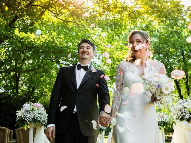 Il matrimonio di Vittorio e Alessandra a Vimercate, Monza e Brianza 27