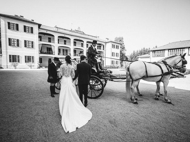 Il matrimonio di Vittorio e Alessandra a Vimercate, Monza e Brianza 28