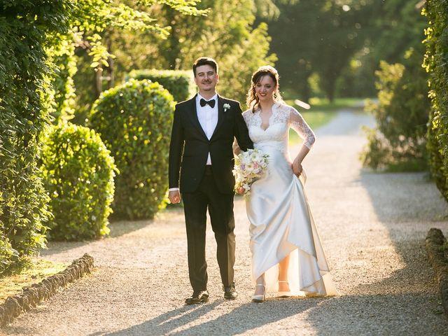 Il matrimonio di Vittorio e Alessandra a Vimercate, Monza e Brianza 38