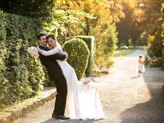Il matrimonio di Vittorio e Alessandra a Vimercate, Monza e Brianza 41