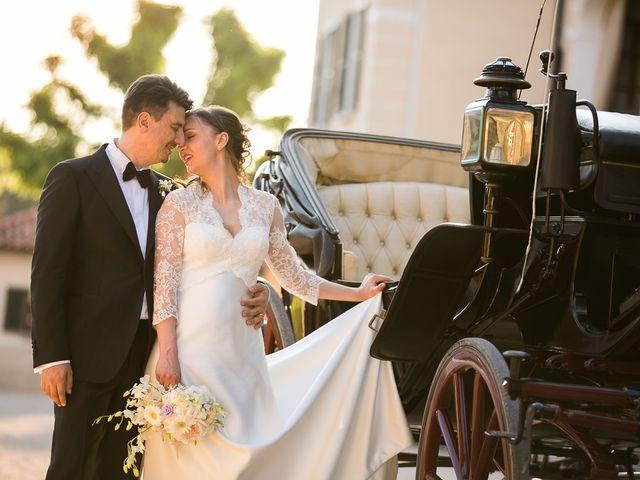 Il matrimonio di Vittorio e Alessandra a Vimercate, Monza e Brianza 44