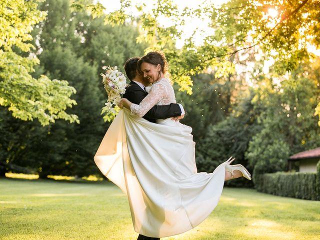 Il matrimonio di Vittorio e Alessandra a Vimercate, Monza e Brianza 45