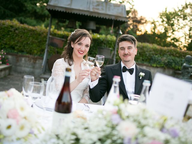 Il matrimonio di Vittorio e Alessandra a Vimercate, Monza e Brianza 48