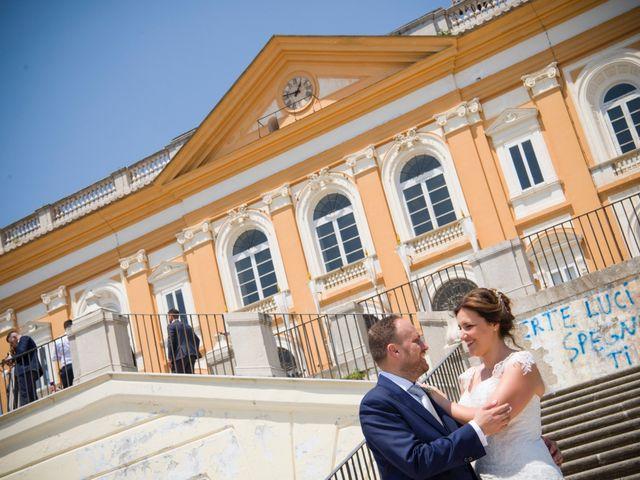 Il matrimonio di Marcello e Rosa a Caserta, Caserta 43
