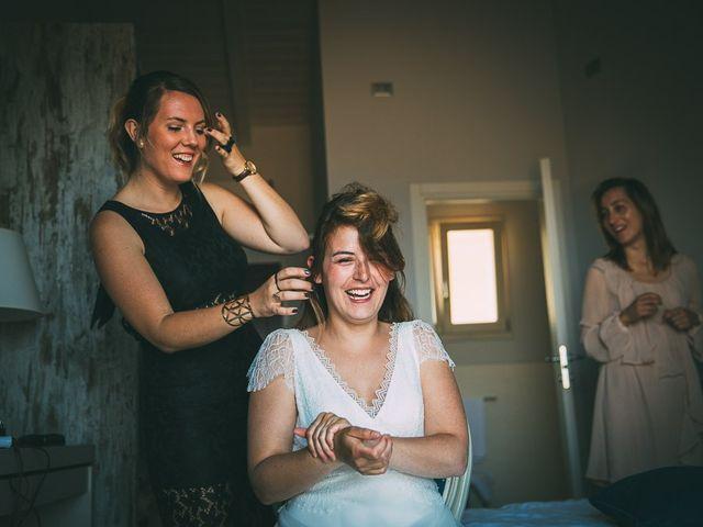 Il matrimonio di Lori e Virginie a Castelsardo, Sassari 25