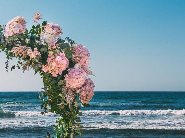 Il matrimonio di Lori e Virginie a Castelsardo, Sassari 33