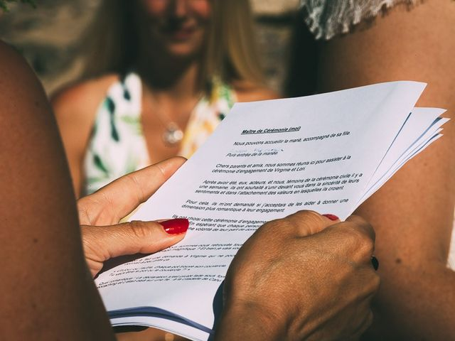 Il matrimonio di Lori e Virginie a Castelsardo, Sassari 35