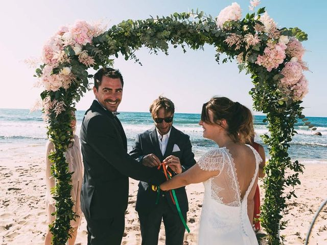 Il matrimonio di Lori e Virginie a Castelsardo, Sassari 36