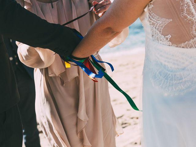 Il matrimonio di Lori e Virginie a Castelsardo, Sassari 37