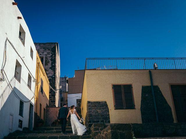 Il matrimonio di Lori e Virginie a Castelsardo, Sassari 45