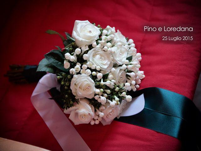 Il matrimonio di Pino e Loredana a Pretoro, Chieti 15
