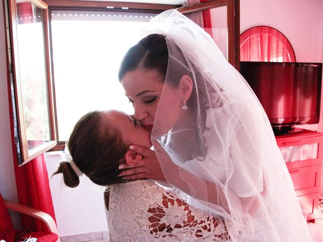 Il matrimonio di Pino e Loredana a Pretoro, Chieti 18