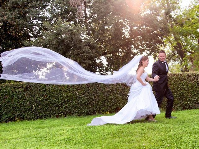 Il matrimonio di Pino e Loredana a Pretoro, Chieti 31