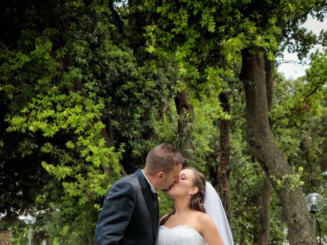 Il matrimonio di Pino e Loredana a Pretoro, Chieti 35