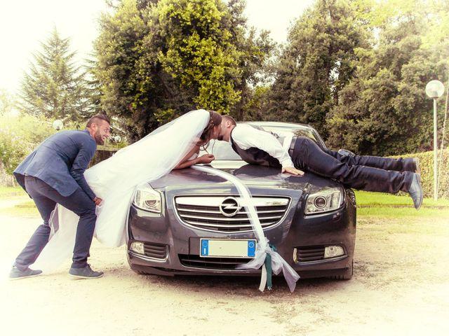 Le nozze di Loredana e Pino