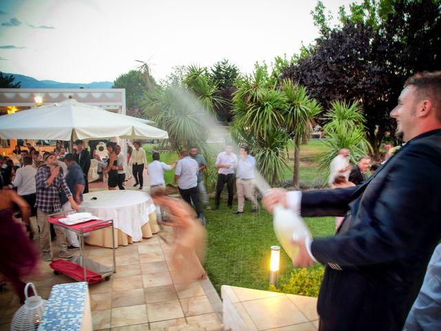 Il matrimonio di Pino e Loredana a Pretoro, Chieti 39