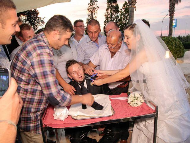 Il matrimonio di Pino e Loredana a Pretoro, Chieti 40