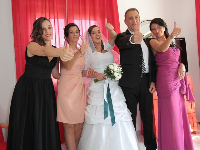 Il matrimonio di Pino e Loredana a Pretoro, Chieti 42