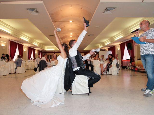 Il matrimonio di Pino e Loredana a Pretoro, Chieti 50