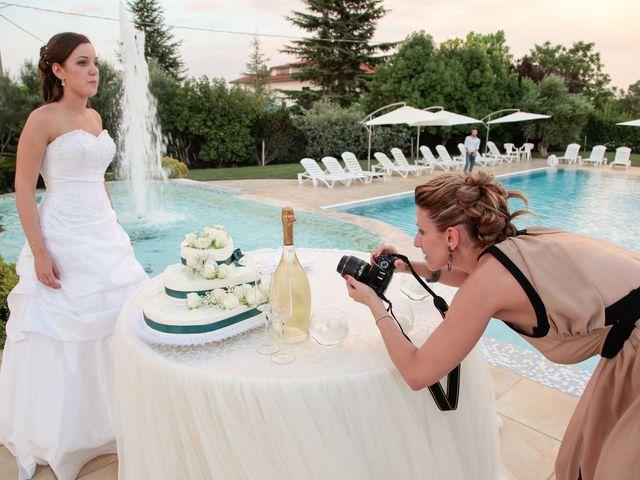 Il matrimonio di Pino e Loredana a Pretoro, Chieti 52