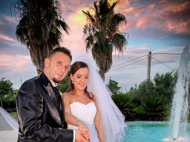 Il matrimonio di Pino e Loredana a Pretoro, Chieti 53