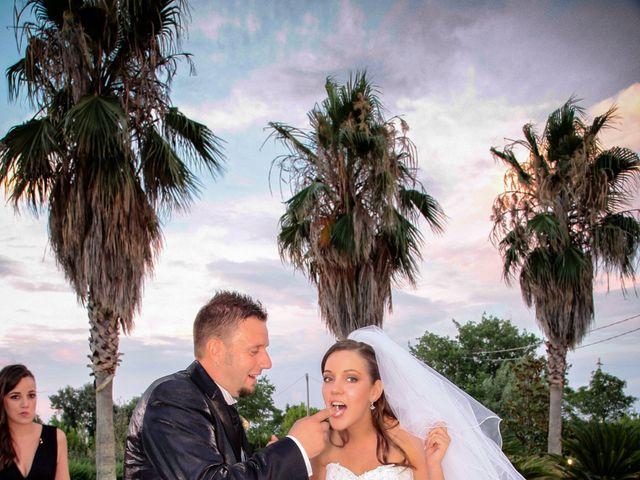 Il matrimonio di Pino e Loredana a Pretoro, Chieti 54