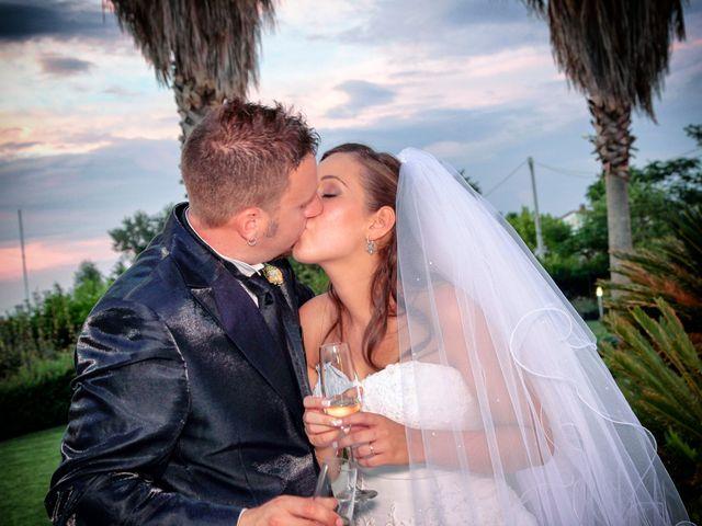 Il matrimonio di Pino e Loredana a Pretoro, Chieti 57