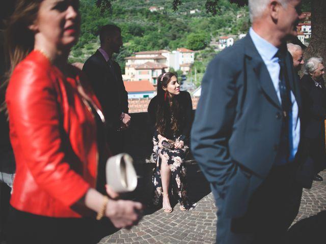 Il matrimonio di Riccardo e Marcella a Calice Ligure, Savona 26
