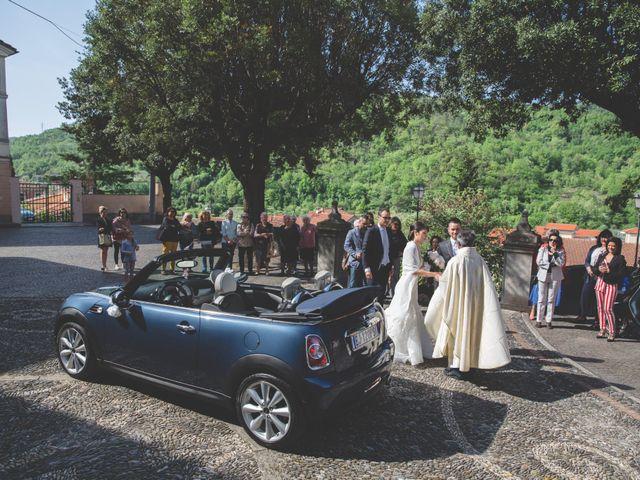 Il matrimonio di Riccardo e Marcella a Calice Ligure, Savona 28