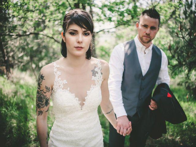 le nozze di Marcella e Riccardo