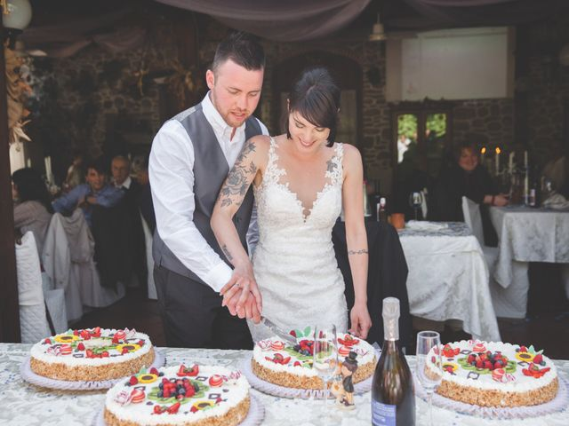 Il matrimonio di Riccardo e Marcella a Calice Ligure, Savona 65