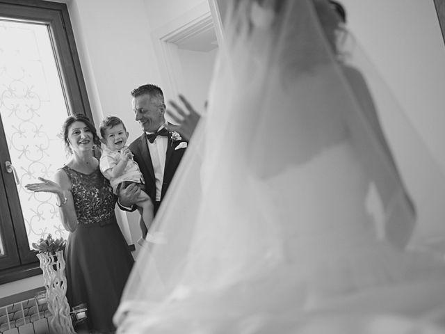 Il matrimonio di Altea e Simone a Comazzo, Lodi 14