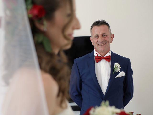 Il matrimonio di Altea e Simone a Comazzo, Lodi 16