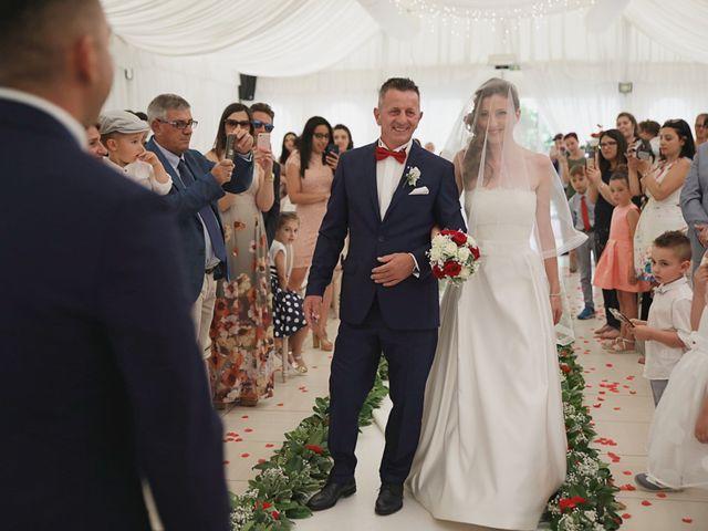 Il matrimonio di Altea e Simone a Comazzo, Lodi 21