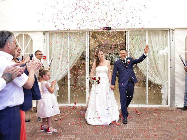 Il matrimonio di Altea e Simone a Comazzo, Lodi 24