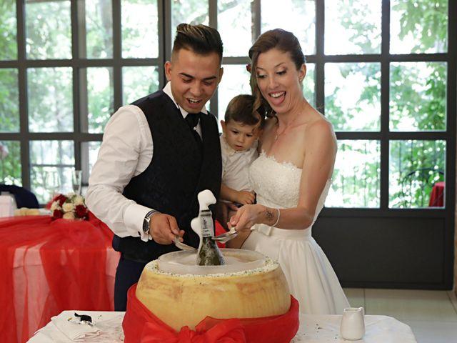 Il matrimonio di Altea e Simone a Comazzo, Lodi 25