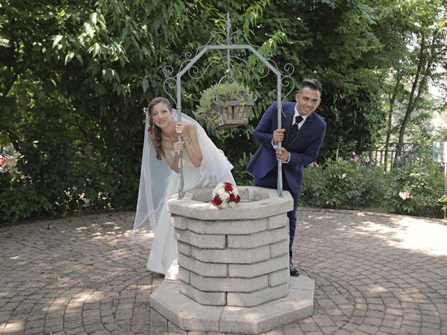 Il matrimonio di Altea e Simone a Comazzo, Lodi 28