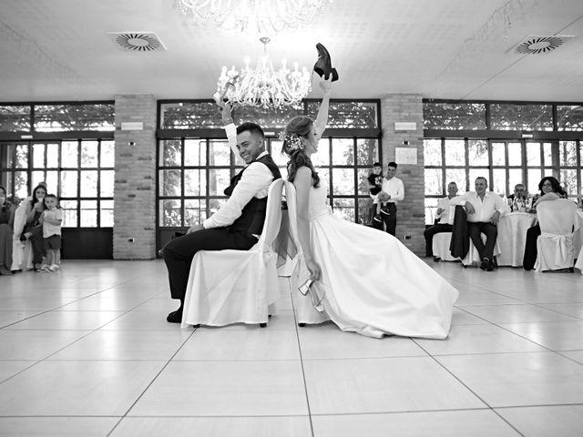 Il matrimonio di Altea e Simone a Comazzo, Lodi 34