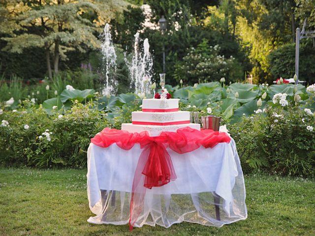 Il matrimonio di Altea e Simone a Comazzo, Lodi 35