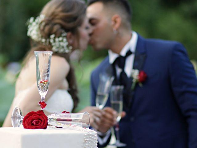 Il matrimonio di Altea e Simone a Comazzo, Lodi 36