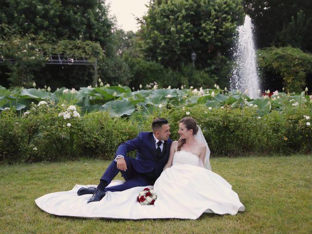 Il matrimonio di Altea e Simone a Comazzo, Lodi 38