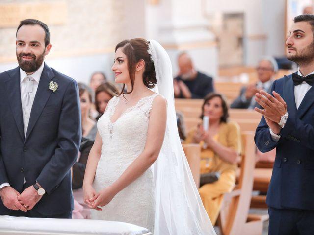 Il matrimonio di Giovanni e Angela a Casal di Principe, Caserta 80