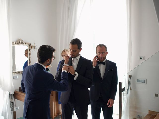 Il matrimonio di Ilaria e Donato a Amalfi, Salerno 6